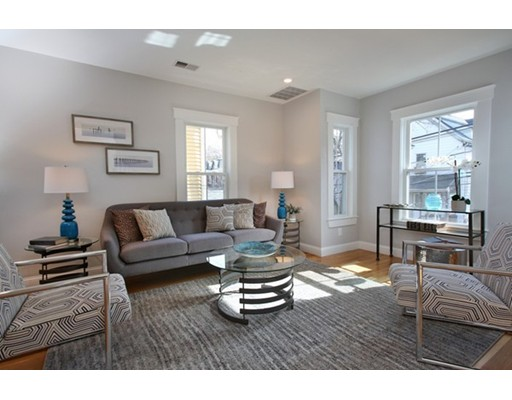 Condominium for Sale at 37 Montrose Street 37 Montrose Street Somerville, Massachusetts 02143 United States