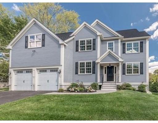 獨棟家庭住宅 為 出售 在 16 John Street 16 John Street Needham, 麻塞諸塞州 02494 美國