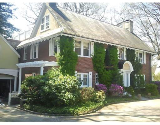 Μονοκατοικία για την Πώληση στο 115 Aspen Avenue 115 Aspen Avenue Newton, Μασαχουσετη 02466 Ηνωμενεσ Πολιτειεσ