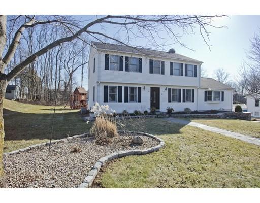 Casa Unifamiliar por un Venta en 70 Independence Road 70 Independence Road Agawam, Massachusetts 01030 Estados Unidos
