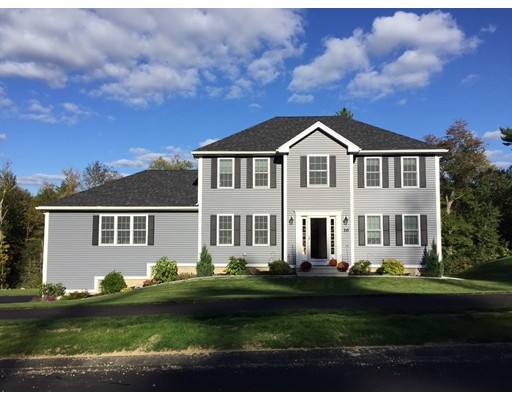 Single Family Home for Sale at 16 GRIZZLY Drive 16 GRIZZLY Drive Rutland, Massachusetts 01543 United States