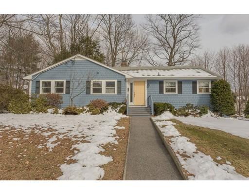 Частный односемейный дом для того Продажа на 7 Regent Drive 7 Regent Drive Danvers, Массачусетс 01923 Соединенные Штаты