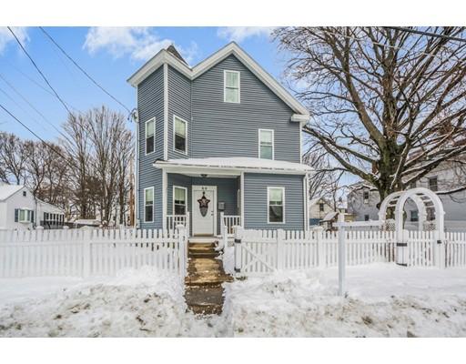واحد منزل الأسرة للـ Sale في 80 Alden Street 80 Alden Street Ashland, Massachusetts 01721 United States