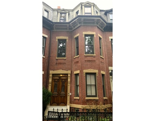 Multi-Family Home for Sale at 21 Worthington Street 21 Worthington Street Boston, Massachusetts 02120 United States