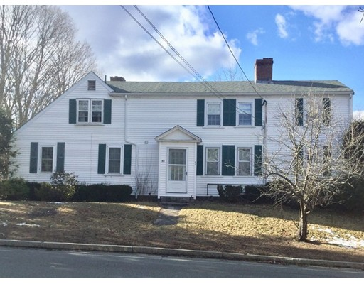 Multi-Family Home for Sale at 54 High Street 54 High Street Bridgewater, Massachusetts 02324 United States