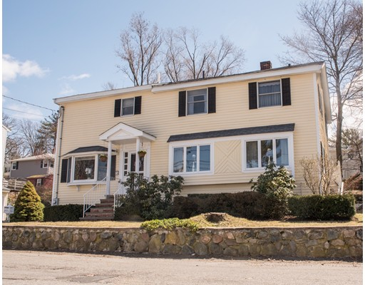 Single Family Home for Sale at 78 Montclair Avenue 78 Montclair Avenue Waltham, Massachusetts 02451 United States