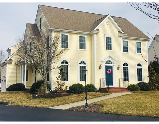 Single Family Home for Sale at 25 WEETAMOO WAY 25 WEETAMOO WAY Wrentham, Massachusetts 02093 United States