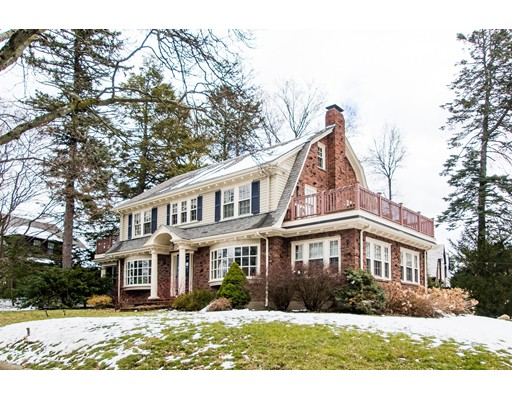 Single Family Home for Sale at 266 Common Street 266 Common Street Belmont, Massachusetts 02478 United States