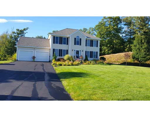 Casa Unifamiliar por un Venta en 2 Cooperage Way Townsend, Massachusetts 01469 Estados Unidos