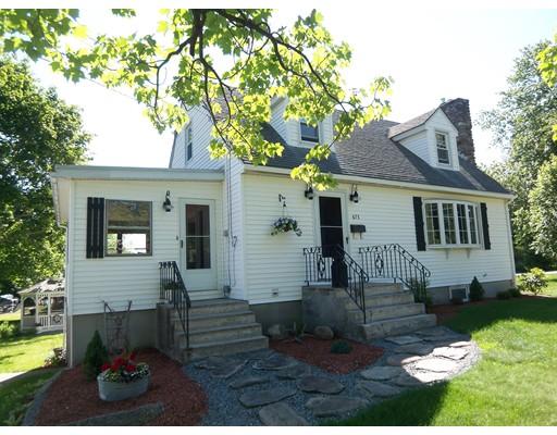Maison unifamiliale pour l Vente à 673 Baldwinville Road 673 Baldwinville Road Templeton, Massachusetts 01436 États-Unis