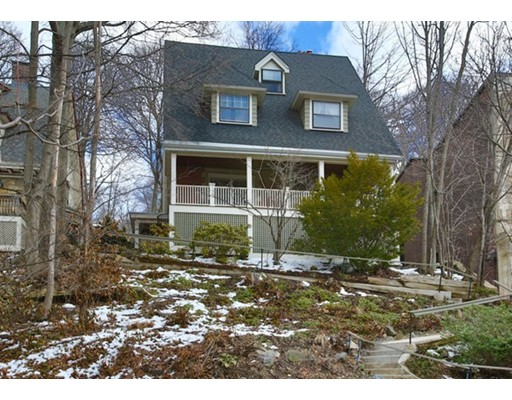Single Family Home for Sale at 41 Westbourne Terrace 41 Westbourne Terrace Brookline, Massachusetts 02446 United States