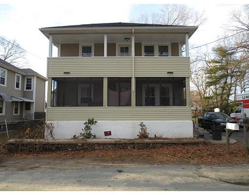 Частный односемейный дом для того Аренда на 48 Morris 48 Morris Attleboro, Массачусетс 02703 Соединенные Штаты