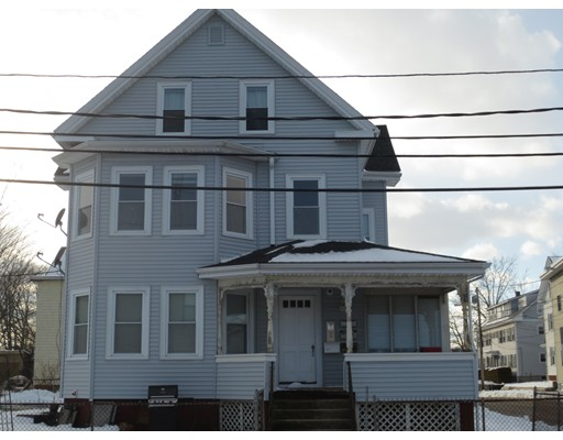 Single Family Home for Rent at 99 Union Street 99 Union Street Attleboro, Massachusetts 02073 United States