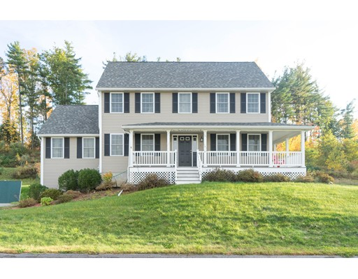 Single Family Home for Sale at 1 Brandywine Lane 1 Brandywine Lane Shirley, Massachusetts 01464 United States