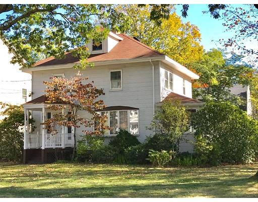 獨棟家庭住宅 為 出售 在 258 MANNING STREET 258 MANNING STREET Needham, 麻塞諸塞州 02492 美國