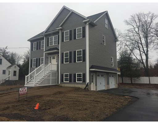 Single Family Home for Sale at 52 Brand Avenue Wilmington, Massachusetts 01887 United States