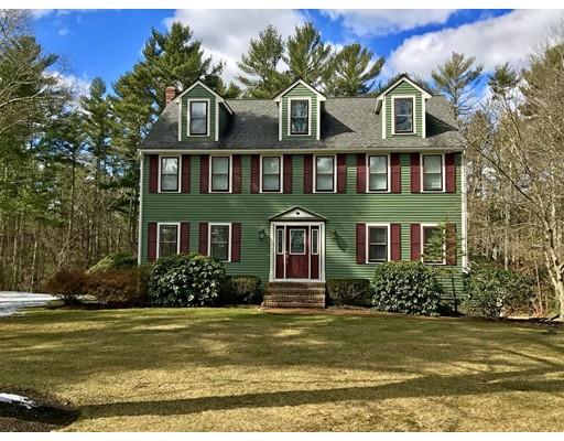 Maison unifamiliale pour l Vente à 34 Chandler Mill Drive 34 Chandler Mill Drive Duxbury, Massachusetts 02332 États-Unis