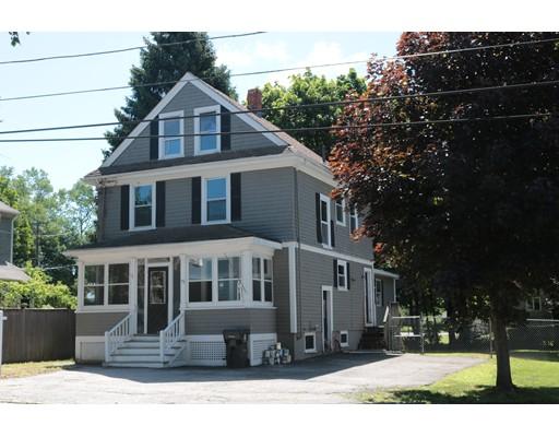 Частный односемейный дом для того Продажа на 71 Brockton Avenue 71 Brockton Avenue Haverhill, Массачусетс 01830 Соединенные Штаты