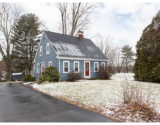 Casa Unifamiliar por un Venta en 55 Central Street 55 Central Street Southborough, Massachusetts 01745 Estados Unidos