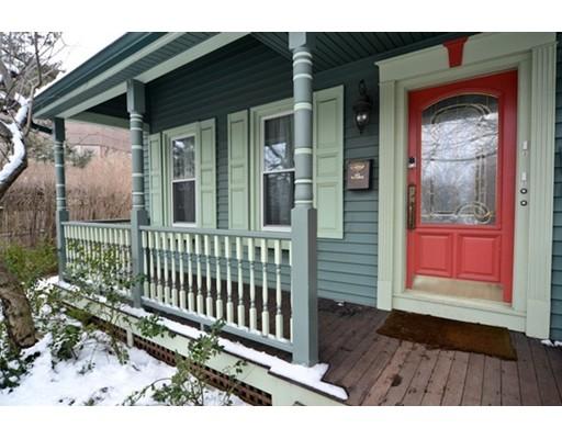 Condominium for Sale at 2508 Massachusetts Avenue 2508 Massachusetts Avenue Cambridge, Massachusetts 02140 United States
