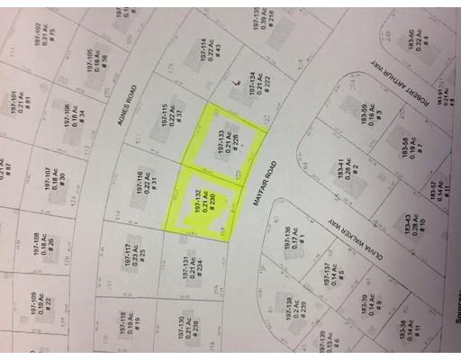 Land for Sale at 230 Mayfair Road 230 Mayfair Road Dennis, Massachusetts 02660 United States