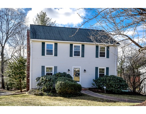 Single Family Home for Sale at 13 Coachman Lane 13 Coachman Lane Natick, Massachusetts 01760 United States