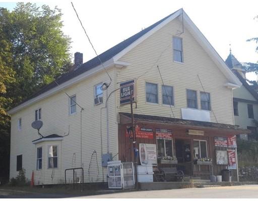 Comercial por un Venta en 21 Main Street 21 Main Street Royalston, Massachusetts 01368 Estados Unidos