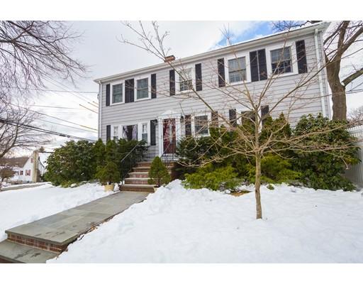 واحد منزل الأسرة للـ Sale في 443 Appleton Street 443 Appleton Street Arlington, Massachusetts 02476 United States