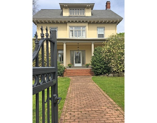 Single Family Home for Sale at 118 Atlantic Avenue 118 Atlantic Avenue Swampscott, Massachusetts 01907 United States