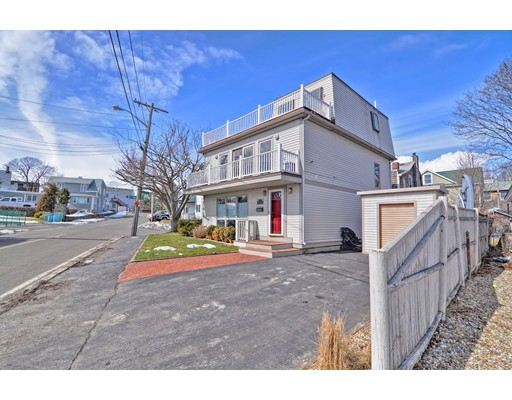 Single Family Home for Sale at 100 Bass Point Road 100 Bass Point Road Nahant, Massachusetts 01908 United States