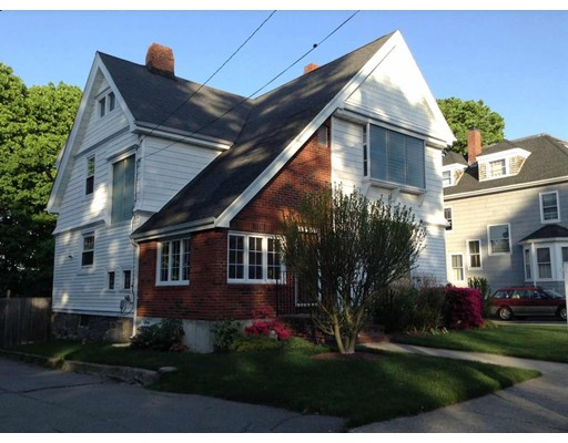 Single Family Home for Rent at 34 Grandview Avenue 34 Grandview Avenue Quincy, Massachusetts 02170 United States