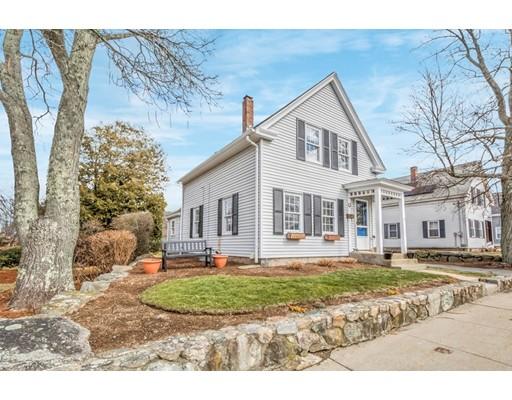 Maison unifamiliale pour l Vente à 33 Pleasant Street 33 Pleasant Street Hopkinton, Massachusetts 01748 États-Unis