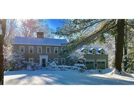 Maison unifamiliale pour l Vente à 25 Wethersfield Drive 25 Wethersfield Drive Andover, Massachusetts 01810 États-Unis