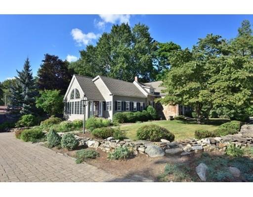 Maison unifamiliale pour l Vente à 183 Lowell Street 183 Lowell Street Andover, Massachusetts 01810 États-Unis