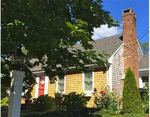 Single Family Home for Sale at 28 Driscoll Lane Mattapoisett, 02739 United States