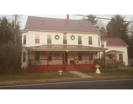 Casa Multifamiliar por un Venta en 164 Chinook Trail 164 Chinook Trail Tamworth, Nueva Hampshire 03886 Estados Unidos