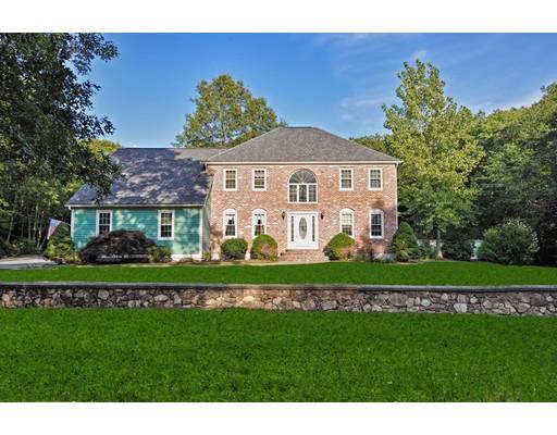 Частный односемейный дом для того Продажа на 56 Jefferson Road 56 Jefferson Road Franklin, Массачусетс 02038 Соединенные Штаты