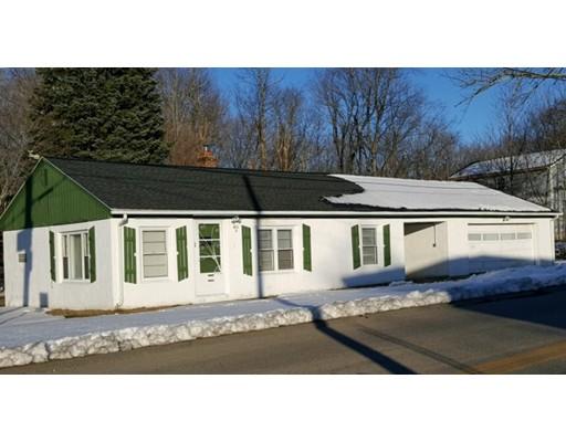 独户住宅 为 出租 在 1 Elm Street Auburn, 马萨诸塞州 01501 美国