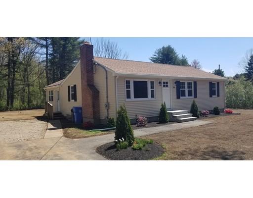 Casa Unifamiliar por un Venta en 381 Taunton Street 381 Taunton Street Wrentham, Massachusetts 02093 Estados Unidos