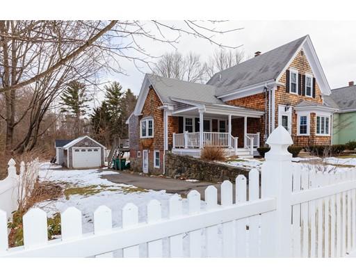 Single Family Home for Sale at 59 Williams Street 59 Williams Street Easton, Massachusetts 02356 United States