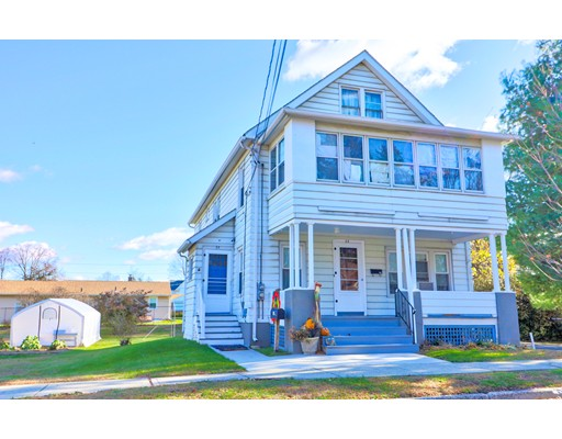 Multi-Family Home for Sale at 53 Dresser Avenue 53 Dresser Avenue Chicopee, Massachusetts 01013 United States