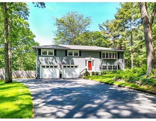 独户住宅 为 销售 在 257 Alder Road 西木区, 02090 美国