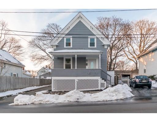 Single Family Home for Sale at 24 Symonds Street 24 Symonds Street Salem, Massachusetts 01970 United States