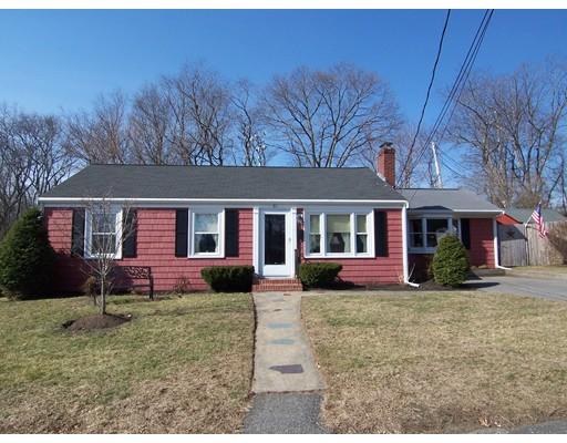 Частный односемейный дом для того Продажа на 61 Lake Street 61 Lake Street Braintree, Массачусетс 02184 Соединенные Штаты