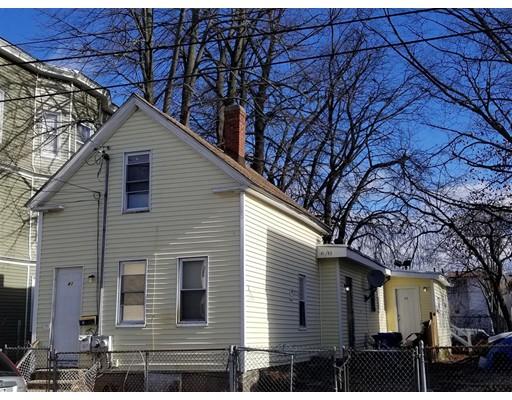 多户住宅 为 销售 在 41 Exchange Street Lawrence, 01841 美国