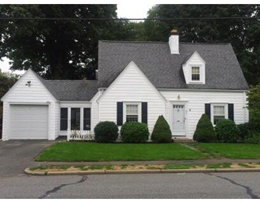 Single Family Home for Sale at 91 Canterbury Road 91 Canterbury Road Waltham, Massachusetts 02453 United States