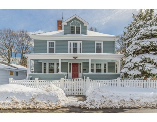 Single Family Home for Sale at 151 Hale Street 151 Hale Street Beverly, Massachusetts 01915 United States