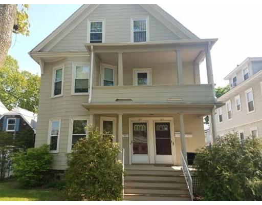 Casa Multifamiliar por un Venta en 167 Tracy Avenue Lynn, Massachusetts 01902 Estados Unidos