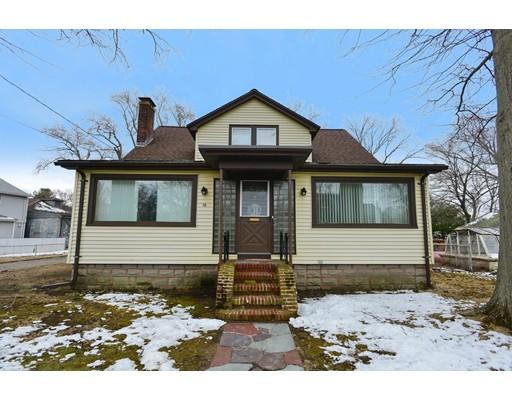 Single Family Home for Sale at 10 Carrier Street 10 Carrier Street Bellingham, Massachusetts 02019 United States