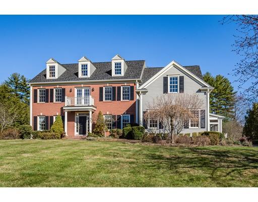 Частный односемейный дом для того Продажа на 32 Ironworks Road 32 Ironworks Road Sudbury, Массачусетс 01776 Соединенные Штаты